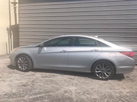 2011 Hyundai Sonata for sale in St Petersburg, FL