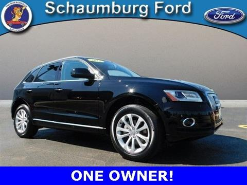 2015 Audi Q5 for sale in Schaumburg, IL