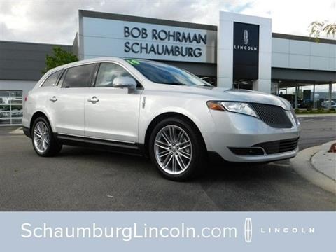 2014 Lincoln MKT for sale in Schaumburg, IL