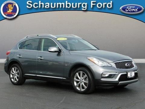 2016 Infiniti QX50 for sale in Schaumburg, IL