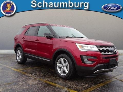 2017 Ford Explorer for sale in Schaumburg, IL
