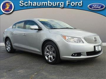 2010 Buick LaCrosse for sale in Schaumburg, IL