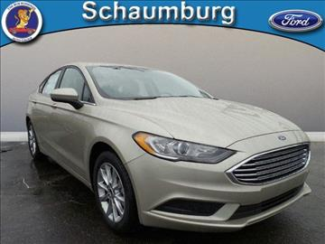 2017 Ford Fusion for sale in Schaumburg, IL