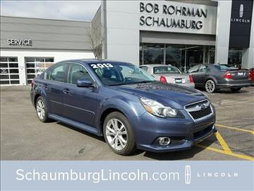 2013 Subaru Legacy for sale in Schaumburg, IL
