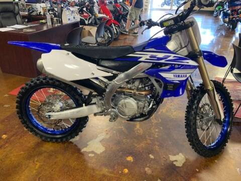 2018 Yamaha YZ450F