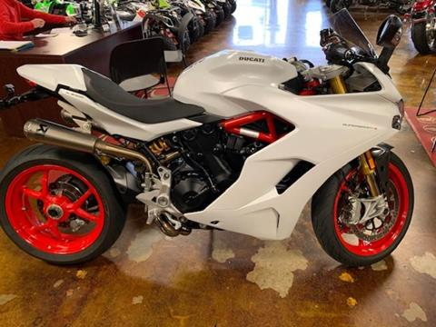 2018 Ducati SuperSport S White Silk for sale in Cookeville, TN