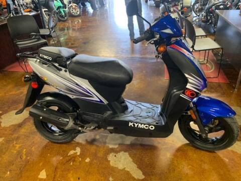 2018 Kymco Agility 50 for sale at MID-STATE MOTORSPORTS in Cookeville TN