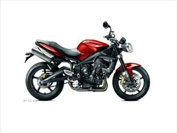 2012 Triumph Street Triple R for sale in Cookeville, TN