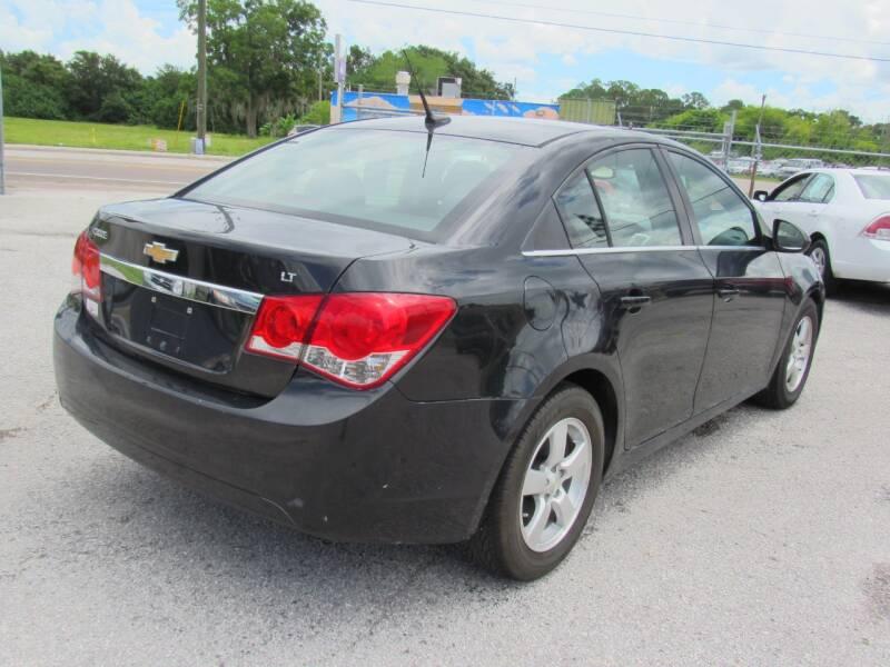 2013 Chevrolet Cruze 1LT Auto 4dr Sedan w/1SD - Lakeland FL