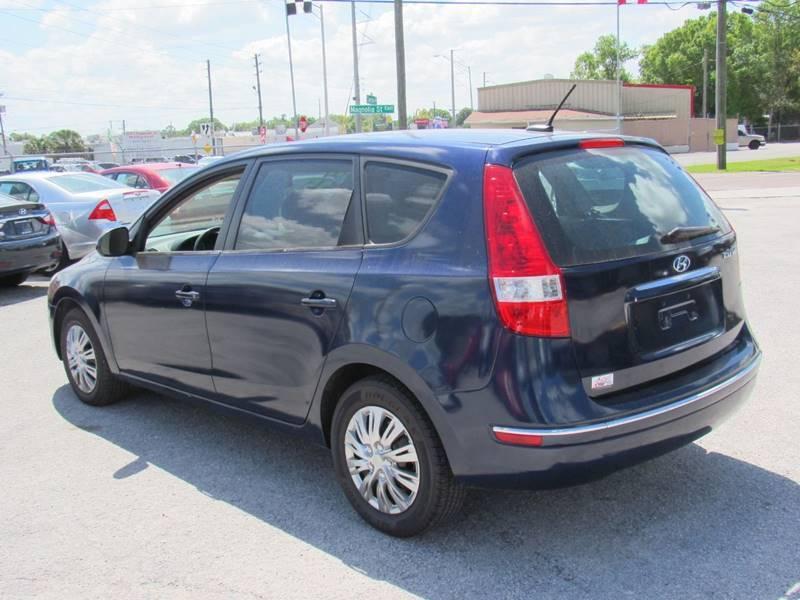 2011 Hyundai Elantra Touring GLS 4dr Wagon - Lakeland FL