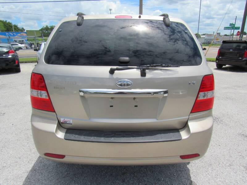 2008 Kia Sorento 4dr SUV - Lakeland FL