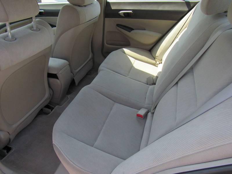 2011 Honda Civic LX 4dr Sedan 5A - Lakeland FL
