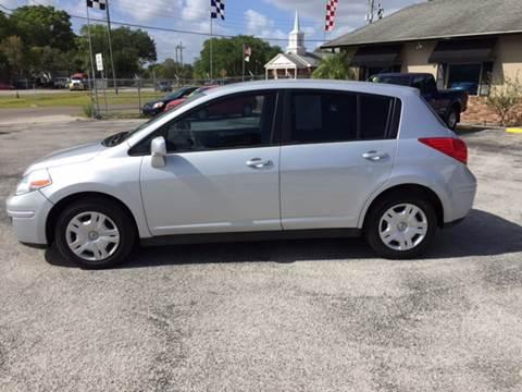 2010 Nissan Versa for sale in Lakeland, FL