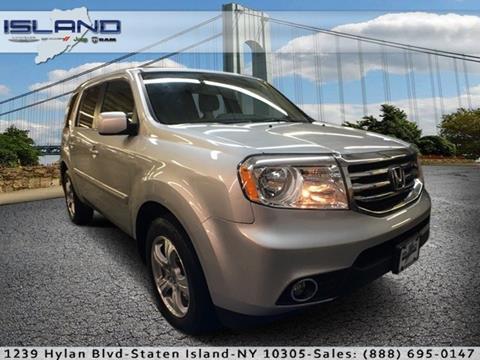 2015 Honda Pilot for sale in Staten Island NY