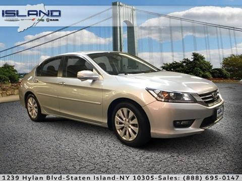 2015 Honda Accord for sale in Staten Island, NY