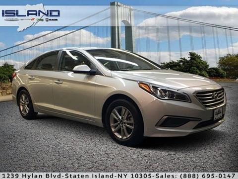 2017 Hyundai Sonata for sale in Staten Island NY