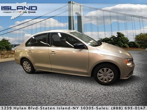 2016 Volkswagen Jetta for sale in Staten Island, NY