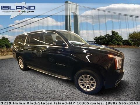 2015 GMC Yukon XL for sale in Staten Island, NY