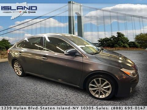 2014 Toyota Avalon for sale in Staten Island NY