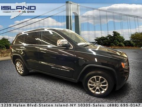 2014 Jeep Grand Cherokee for sale in Staten Island NY