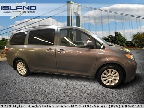 2015 Toyota Sienna for sale in Staten Island NY