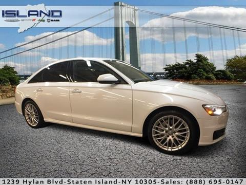 2016 Audi A6 for sale in Staten Island NY