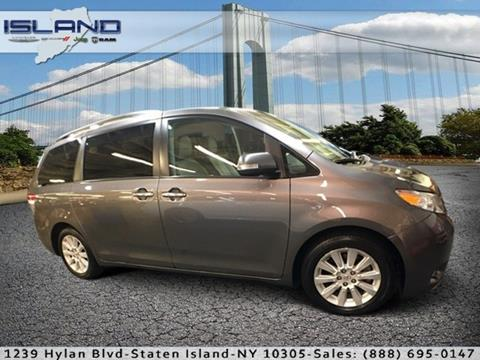 2013 Toyota Sienna for sale in Staten Island, NY