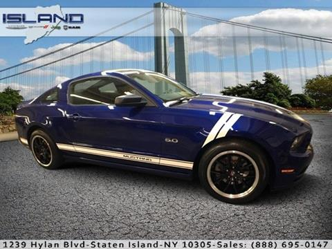 2013 Ford Mustang for sale in Staten Island NY