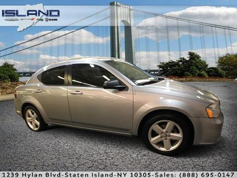 2013 Dodge Avenger for sale in Staten Island, NY