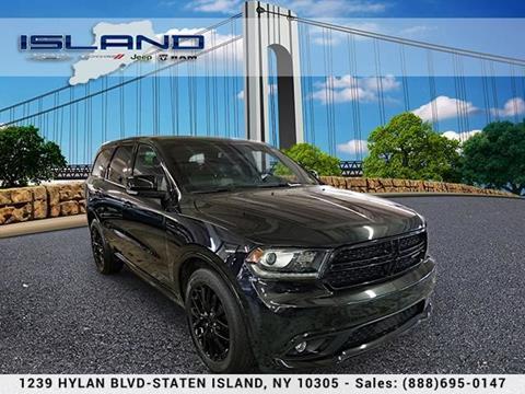 2015 Dodge Durango for sale in Staten Island, NY