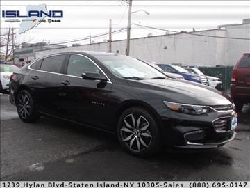 2017 Chevrolet Malibu for sale in Staten Island, NY