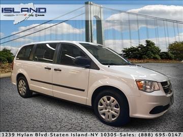 2016 Dodge Grand Caravan for sale in Staten Island, NY