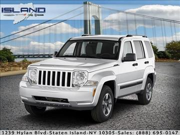2011 Jeep Liberty for sale in Staten Island, NY