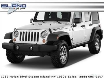 2017 Jeep Wrangler Unlimited for sale in Staten Island, NY
