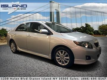 2010 Toyota Corolla for sale in Staten Island, NY