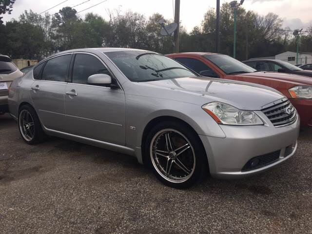 2006 Infiniti M35 Sport In Houston Tx Carplex Motors