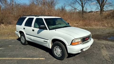 2001 GMC Jimmy for sale in Metamora, MI