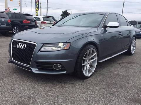 2012 Audi S4 for sale in Indianapolis, IN