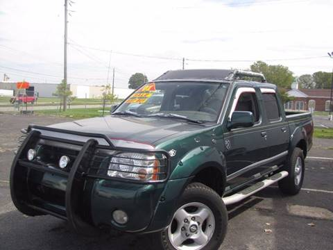 2001 Nissan Frontier for sale in Indianapolis, IN