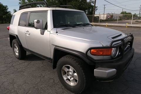 2008 Toyota FJ Cruiser for sale in Cleveland, OH
