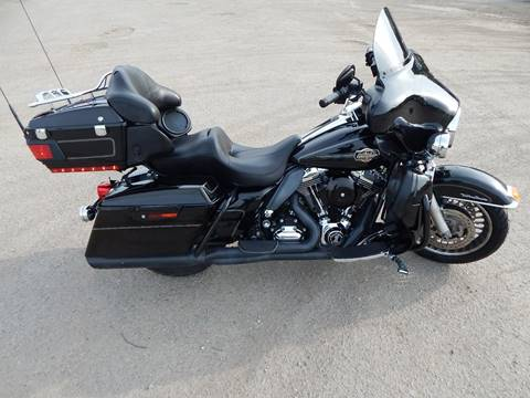 2009 Harley-Davidson Ultra Classic Electra Glide for sale in Cleveland, OH