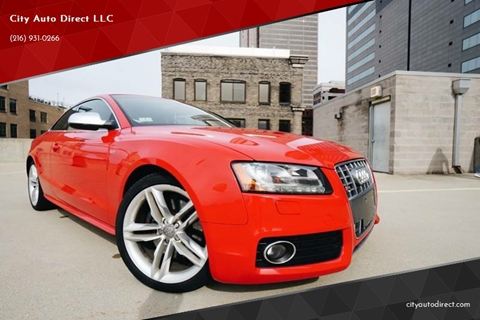 Used Audi S For Sale In Ohio Carsforsalecom - Used audi s5
