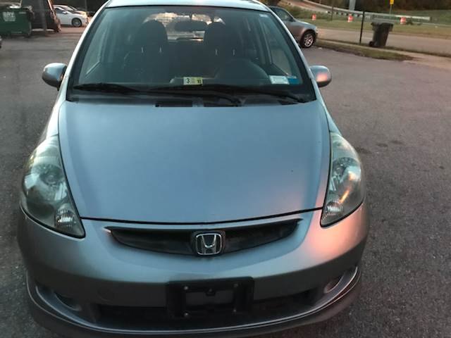 2008 Honda Fit For Sale At SAHARA MOTORS LLC In Portsmouth VA