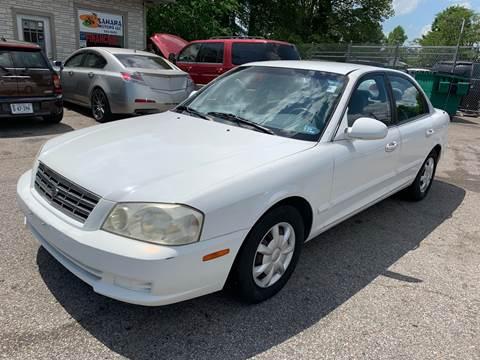 2001 Kia Optima for sale in Portsmouth, VA