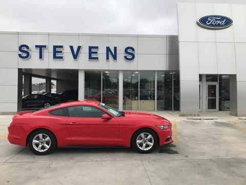 2017 Ford Mustang for sale in Enid OK