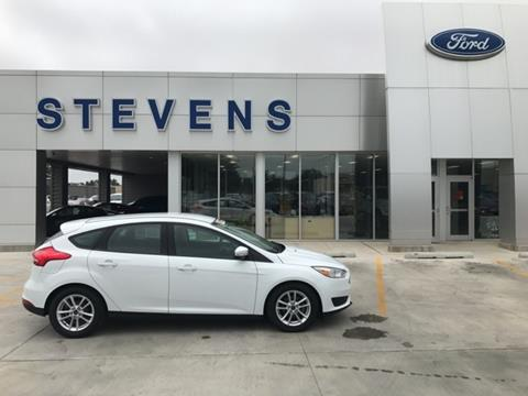 2015 Ford Focus for sale in Enid OK