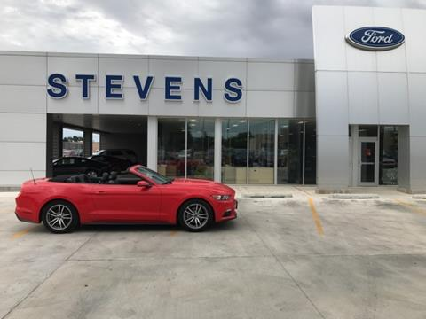2015 Ford Mustang for sale in Enid, OK