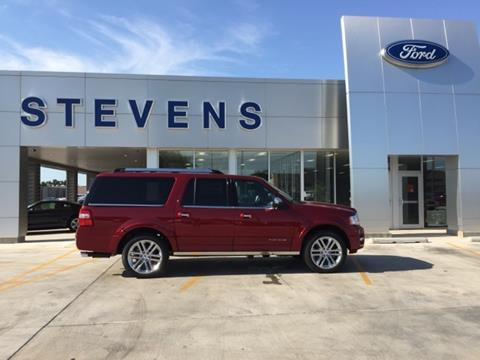 2017 Ford Expedition EL for sale in Enid, OK