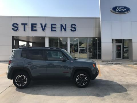2017 Jeep Renegade for sale in Enid OK