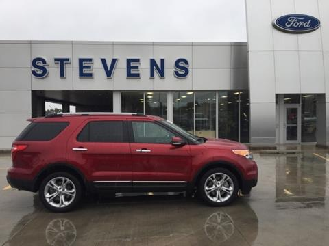 2015 Ford Explorer for sale in Enid OK